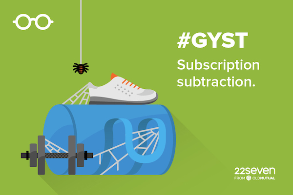 GY$T Subscription subtraction.