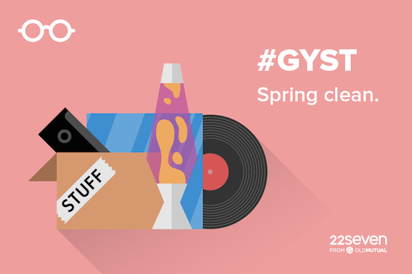 GY$T Spring clean.