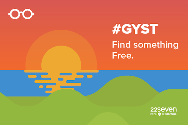 GY$T Find something free.