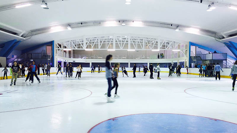 Things to do in Durban, Ice Arena