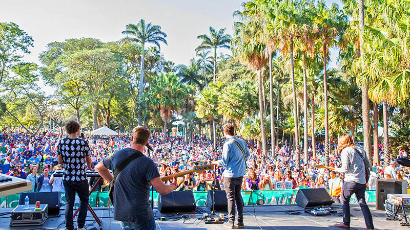 Things to do in Durban, Music at the Lake 22seven Blog
